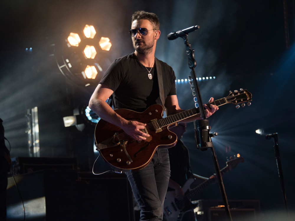 Eric Church, Brothers Osborne & Maren Morris to Perform Tribute at the Grammys for Victims of Concert Tragedies