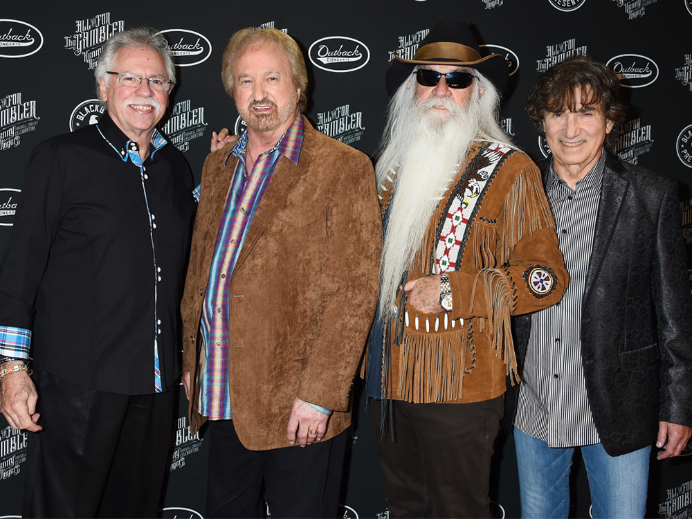 "Check Out The Oak Ridge Boys New Video for ""Brand New Star"" From Upcoming Album, ""17th Avenue Revival"""