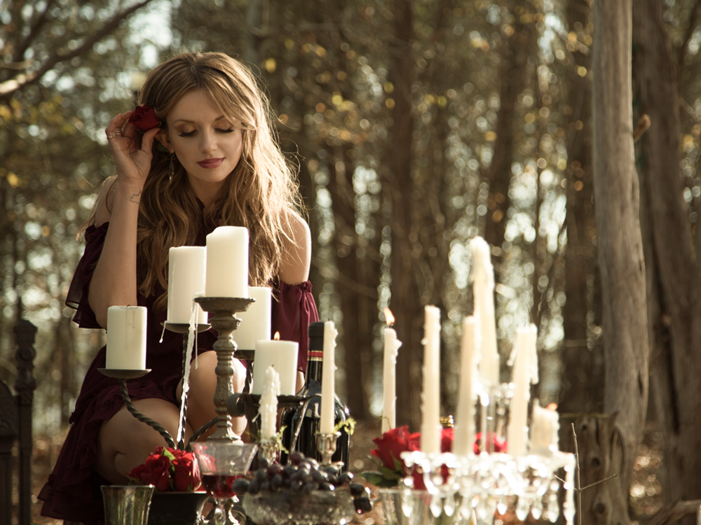 "Watch Carly Pearce's Spirited New Video for ""Hide the Wine"""