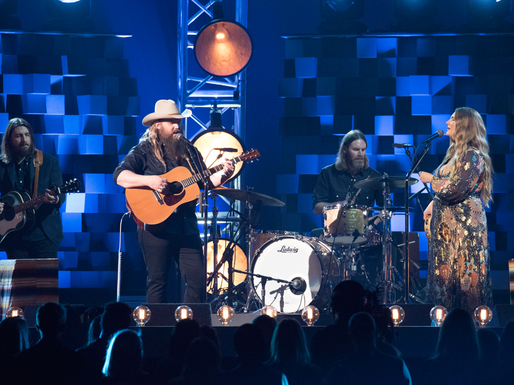 "Chris Stapleton Announces 36-Date ""All-American Road Show Tour"""