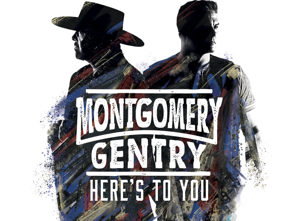 "Montgomery Gentry's Eddie Montgomery Announces ""Here's to You Tour"""