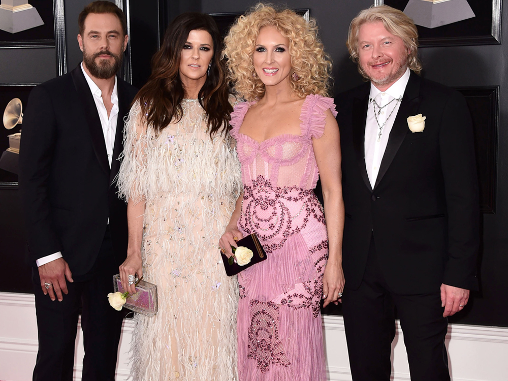 Little Big Town, Chris Stapleton & More Feel the Grammy Sales Boost