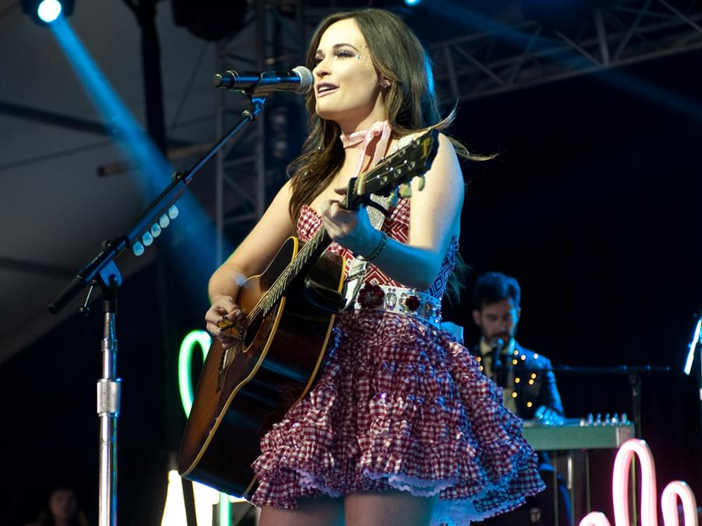 Kacey Musgraves Becomes First Solo Female Artist to Score No. 1 Country Album in More Than 5 Months