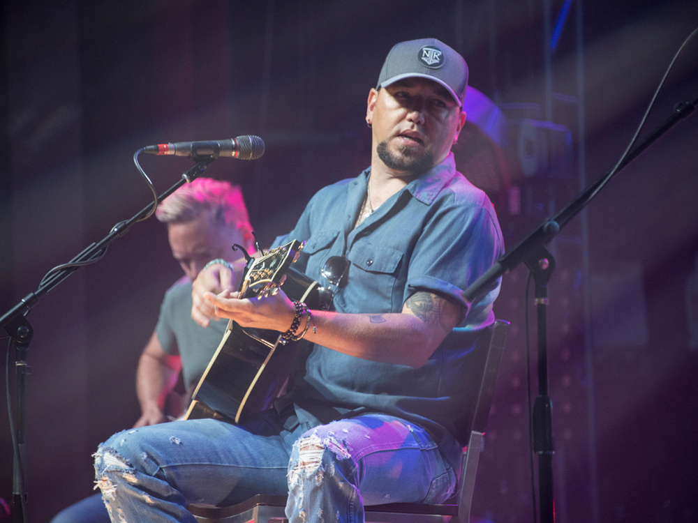 "Jason Aldean Releases Innovative Three-Part Music Video for New Single, ""You Make It Easy"" [Watch]"