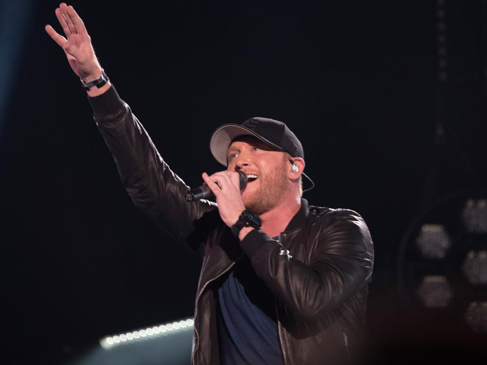 "Cole Swindell's New Album, ""All of It,"" Tops Billboard Country Chart"