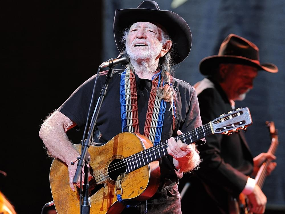 Chris Stapleton, Eric Church, Emmylou Harris, Jimmy Buffett & More Added to Willie Nelson Tribute Concert