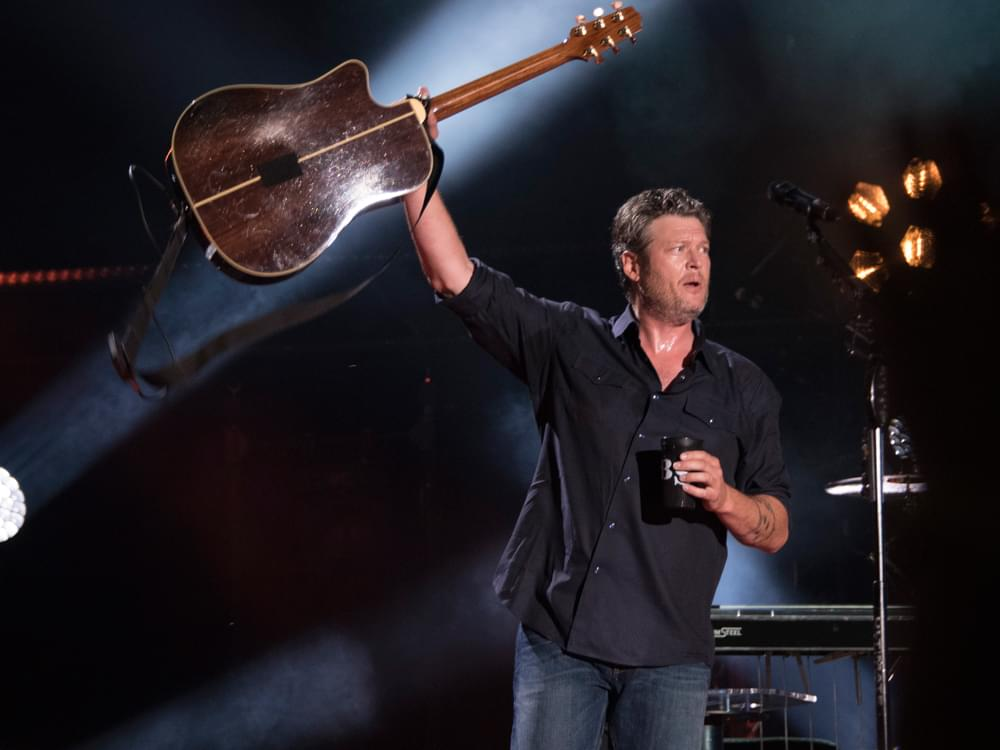 "Blake Shelton Launches New Tour With Carly Pearce & Brett Eldredge: ""I Can't Believe This Lineup Actually Worked Out"""