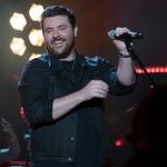 "Chris Young Receives Inaugural ""Charlie Daniels Patriot Award"" for Support of Veterans"