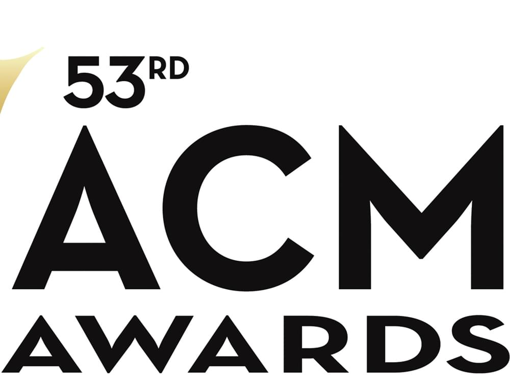Academy of Country Music Announces Nominees for 53rd ACM Awards [Updated]