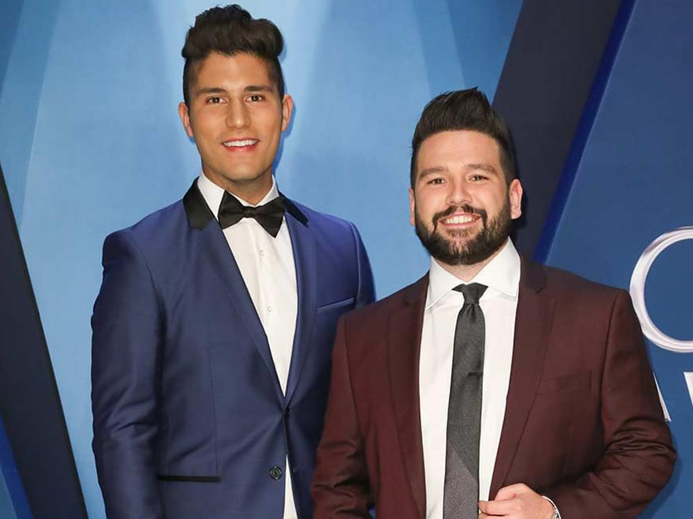 Dan + Shay Notch Another Career First