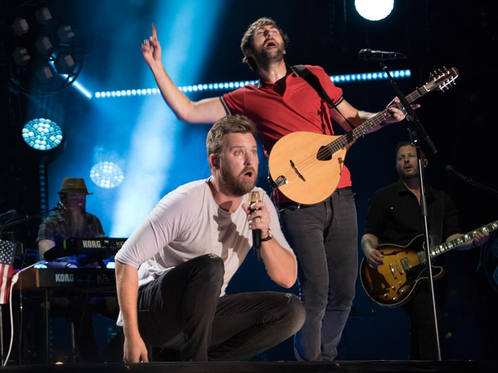 Lady Antebellum's Dave Haywood and Charles Kelley Are Headed Back to College