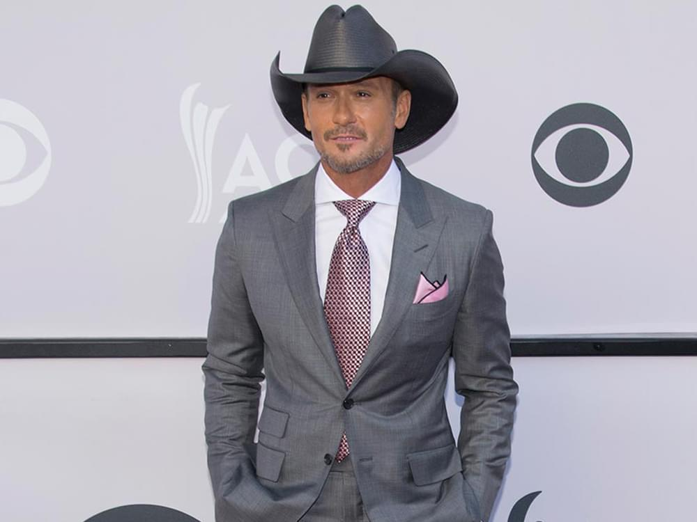 Tim McGraw to Headline Super Bowl Pregame Concert