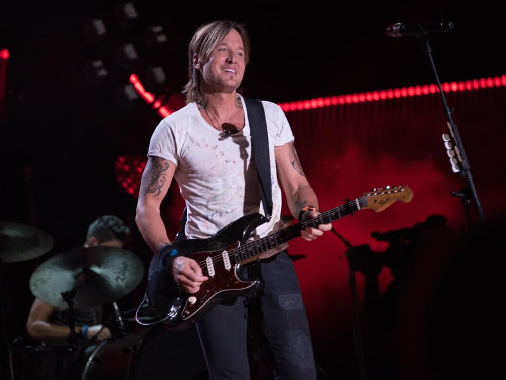 "Listen to Keith Urban's New Haggard-Inspired Tune, ""Coming Home"""
