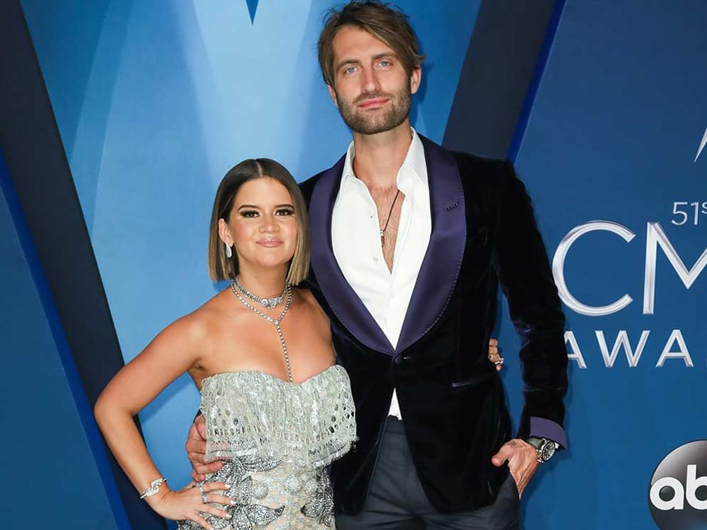 Maren Morris and Ryan Hurd Get Hitched