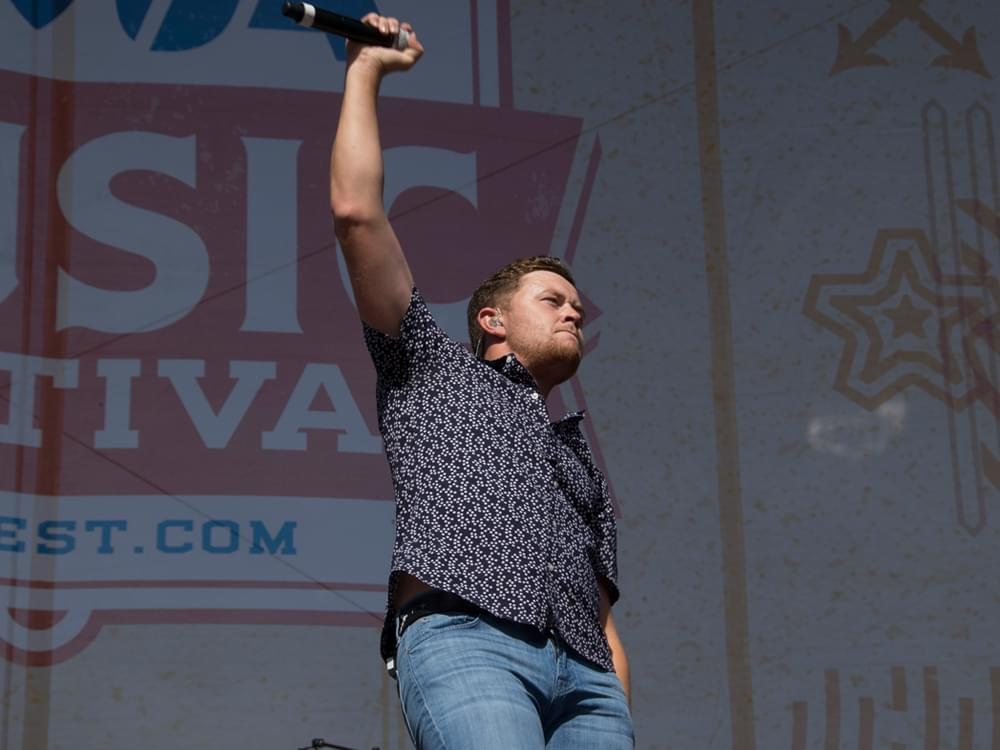 Scotty McCreery's New Album Debuts at No. 1 on Billboard Country Chart