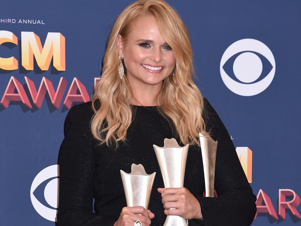 "Miranda Lambert ""Can't Believe"" She Broke Brooks & Dunn's Record for Most ACM Awards"
