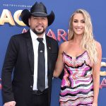 Jason Aldean & Wife Brittany Welcome Baby Girl, Navy Rome