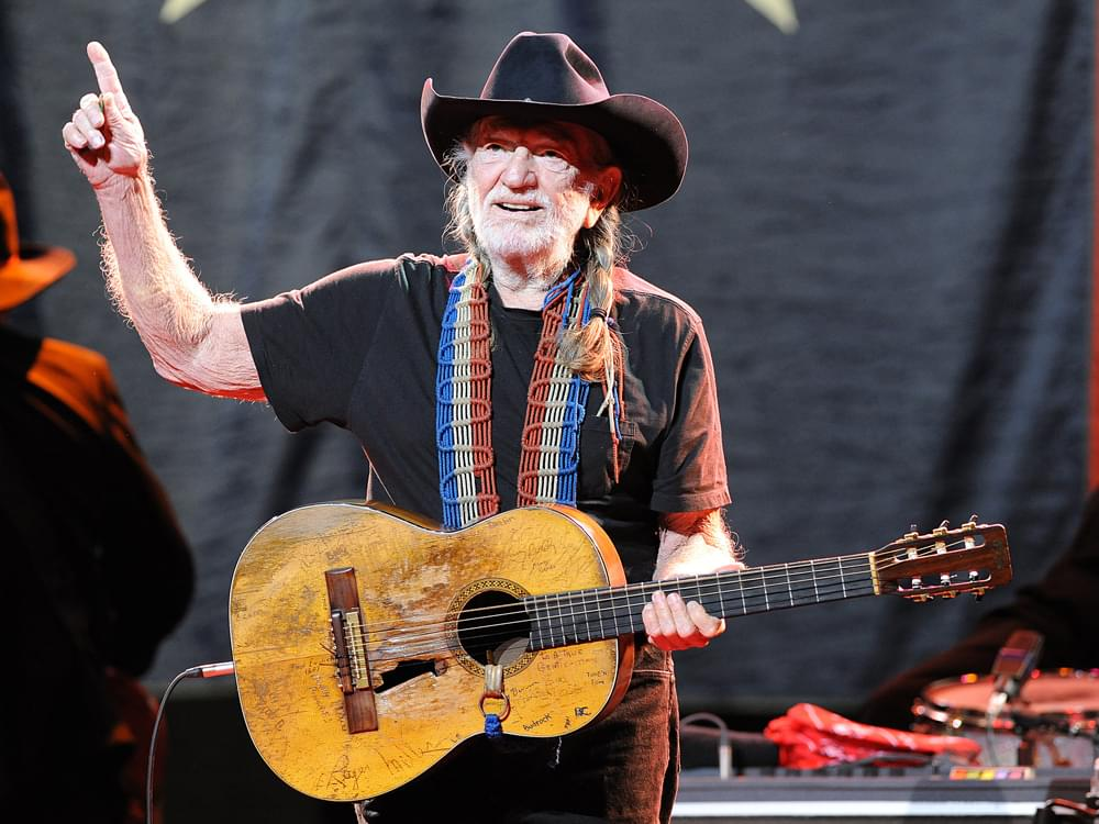 Willie Nelson's 2018 Farm Aid Concert to Air on AXS TV on Sept. 22 With Chris Stapleton, Sturgill Simpson, Kacey Musgraves & More