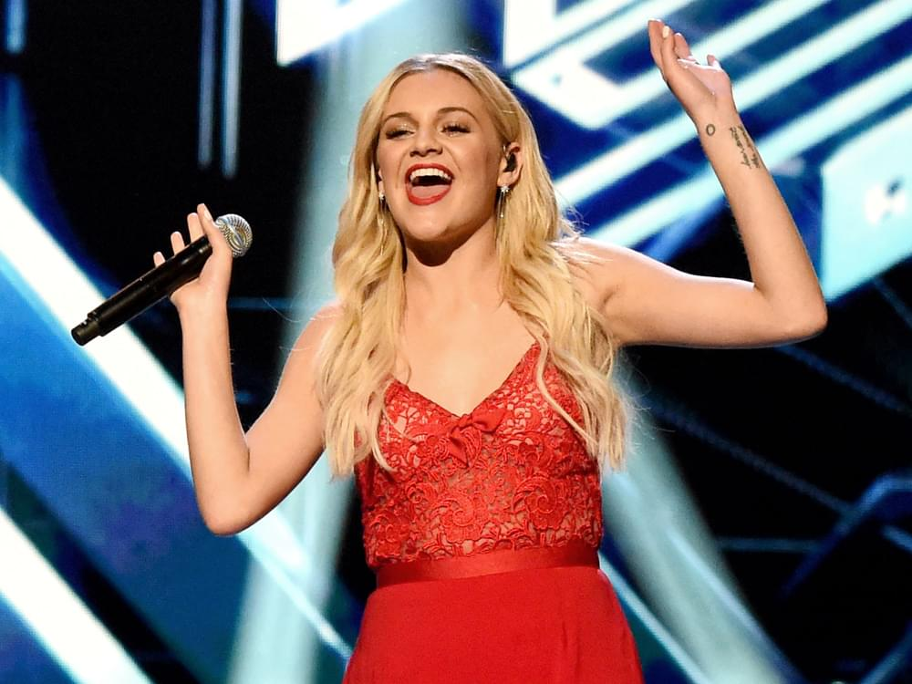 "Kelsea Ballerini Is 1 of 16 Artists to Headline ""Good Morning America"" Summer Concert Series"
