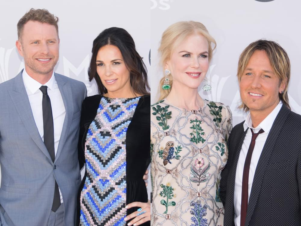 Dierks Bentley & Keith Urban Share Sweet Sentiments About Their Wives for Mother's Day