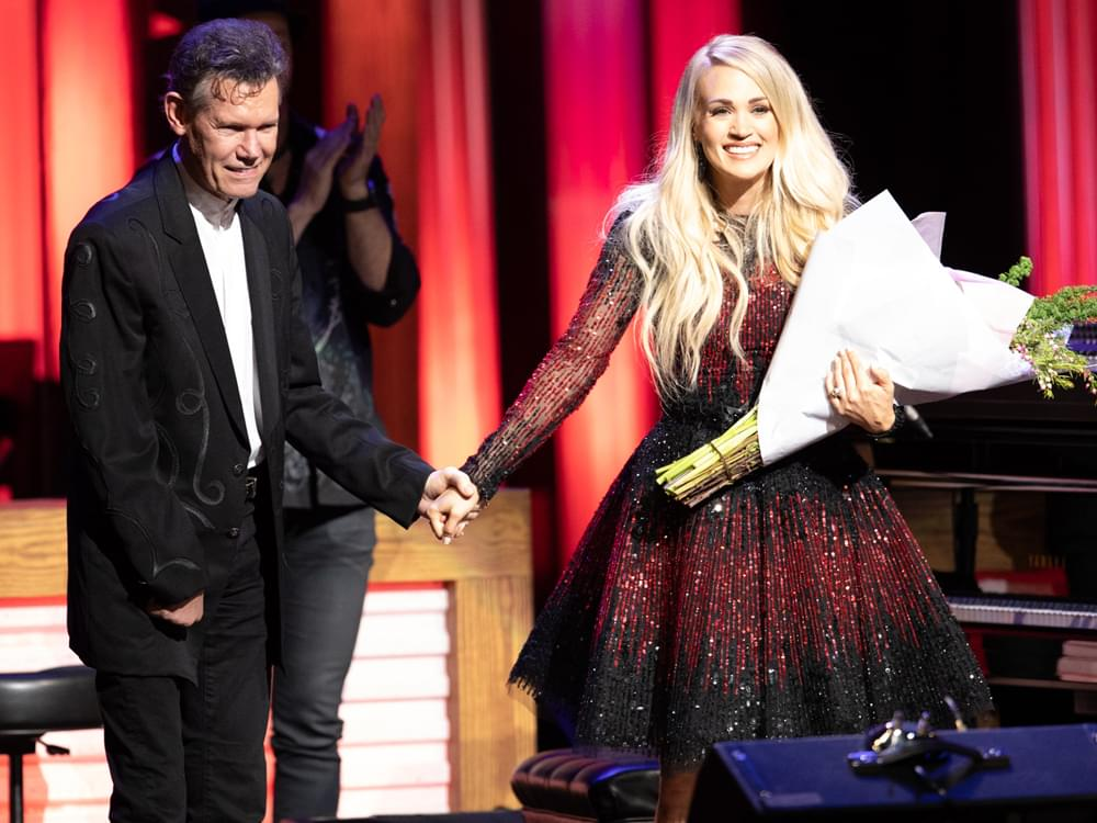 Carrie Underwood Celebrates 10th Anniversary as a Member of the Grand Ole Opry