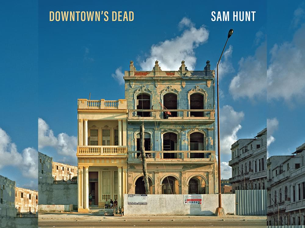 "Looks Like Sam Hunt Spent Some Time in Bernal, Mexico, in Preparation of Releasing New Single, ""Downtown's Dead"""