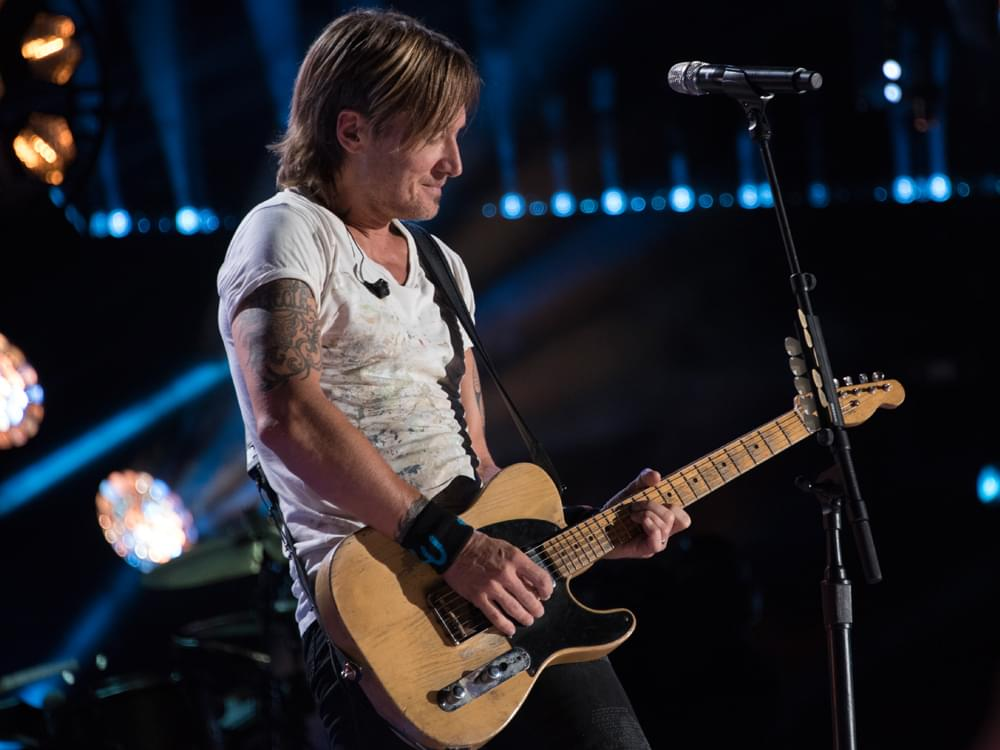 "Even With Haggard Family's Blessing, Keith Urban Was Still Nervous to Release Merle-Inspired Tune, ""Coming Home"""