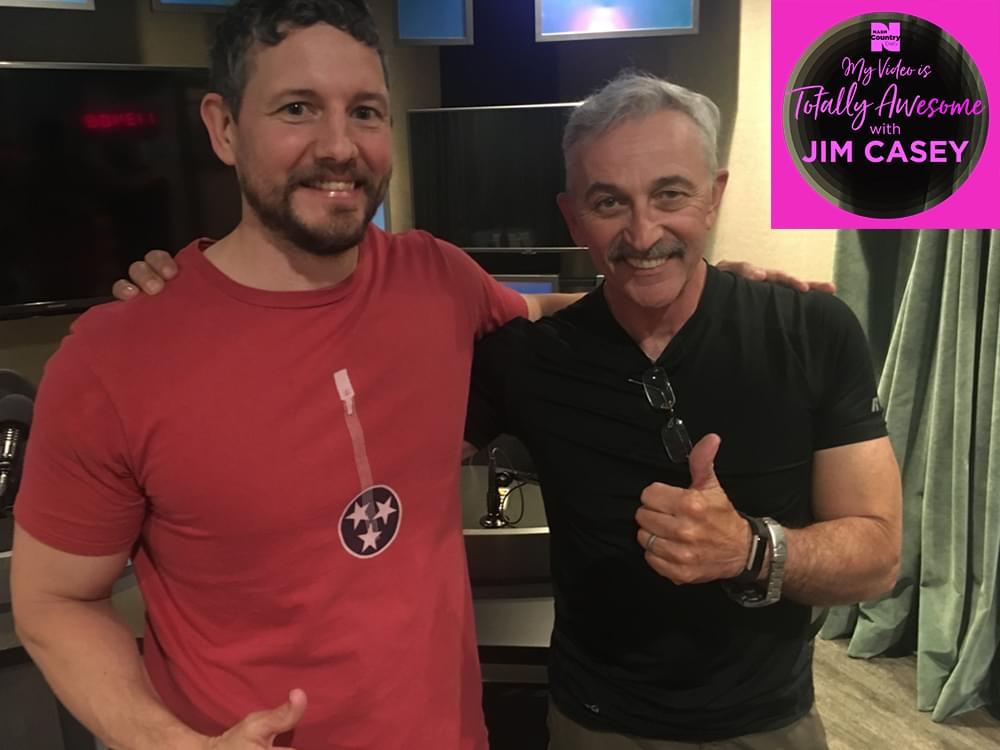 """My Video Is Totally Awesome"" Podcast: Aaron Tippin's 1995 No. 1 Hit, ""That's as Close as I'll Get to Loving You"""