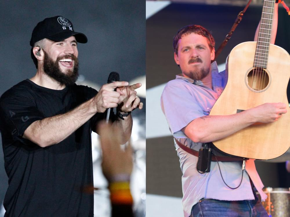 "Sam Hunt Says Sturgill Simpson's Records Are His ""Favorite"""