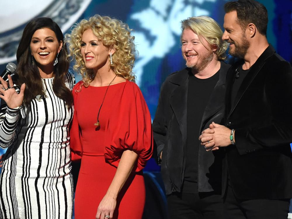 Little Big Town, Thomas Rhett, Carrie Underwood, Dan + Shay & More Earn People's Choice Awards Nominations