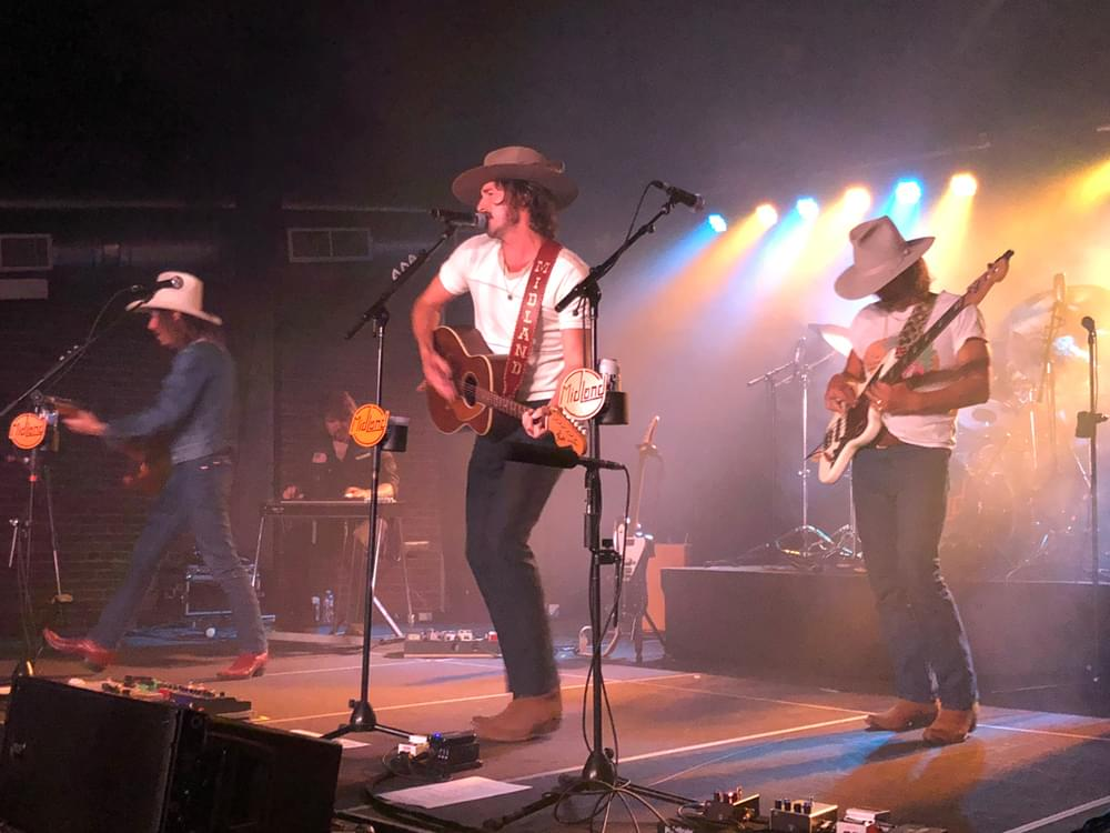 "Watch Midland Cover Bruce Springsteen's ""Tougher Than the Rest"" at Nash Country Kick-Off Party"