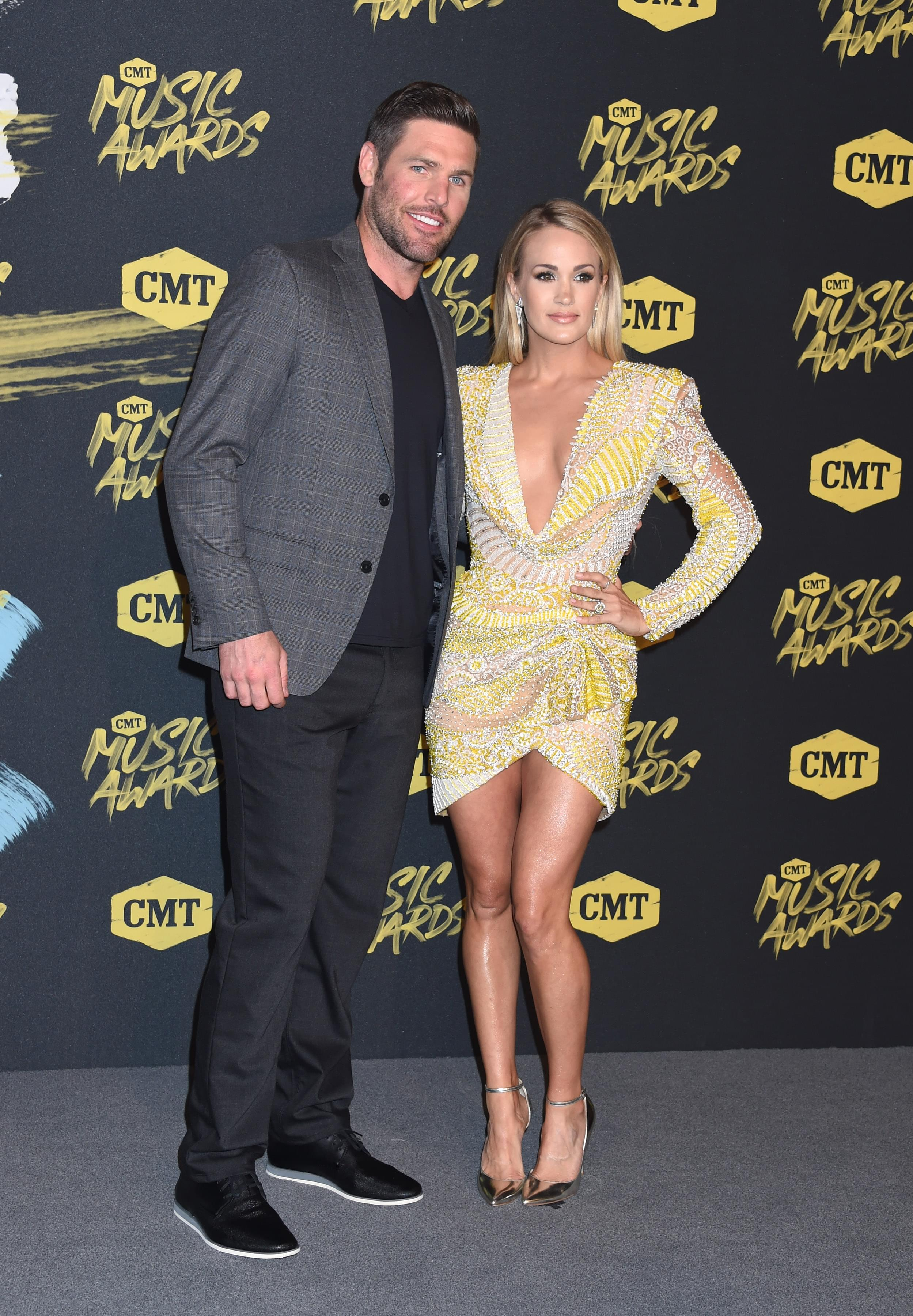 67 Of Our Favorite Red Carpet Photos From The 2018 Cmt