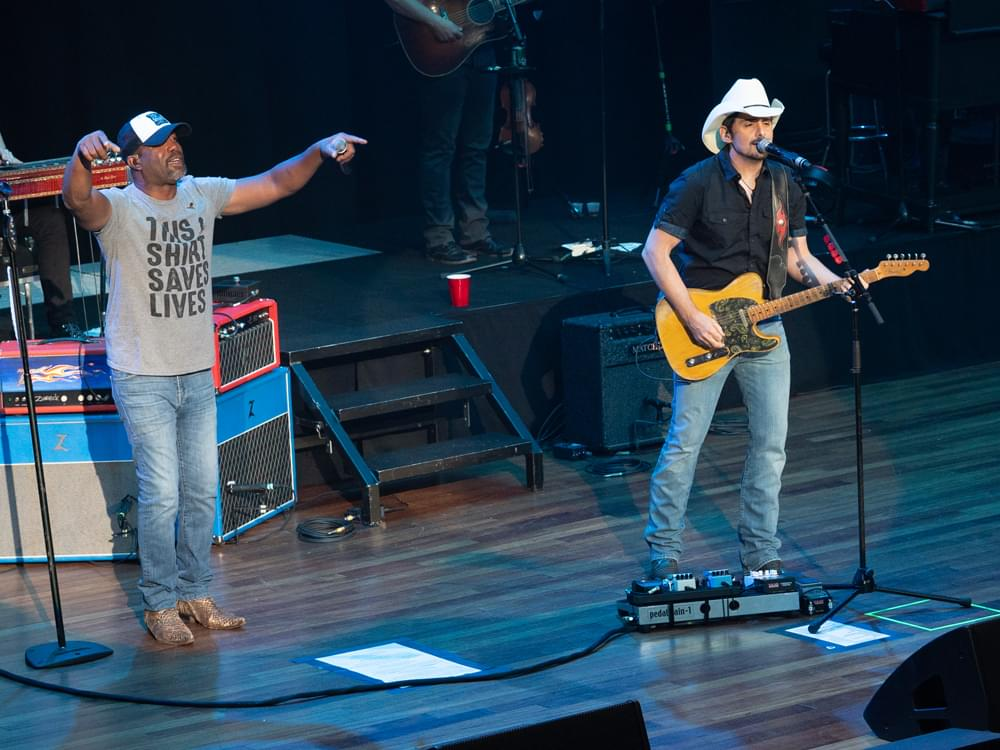Darius Rucker & Friends Raise More Than $400,000 for St. Jude Through 2018 Concert & Golf Tourney