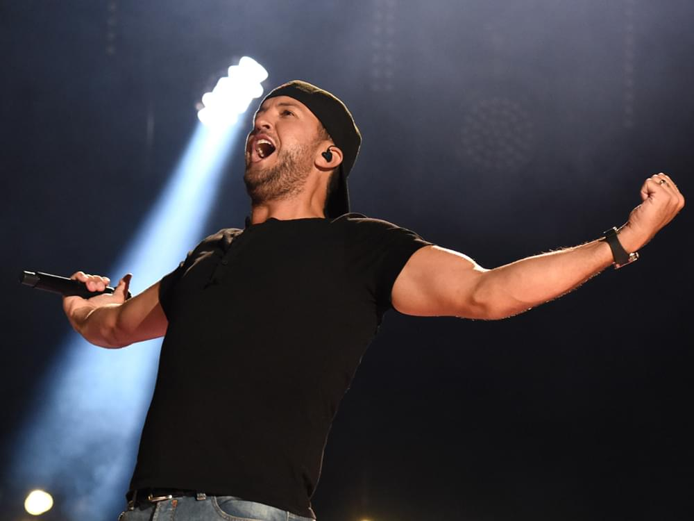 Luke Bryan to Play Free Nashville Concert on Sept. 10