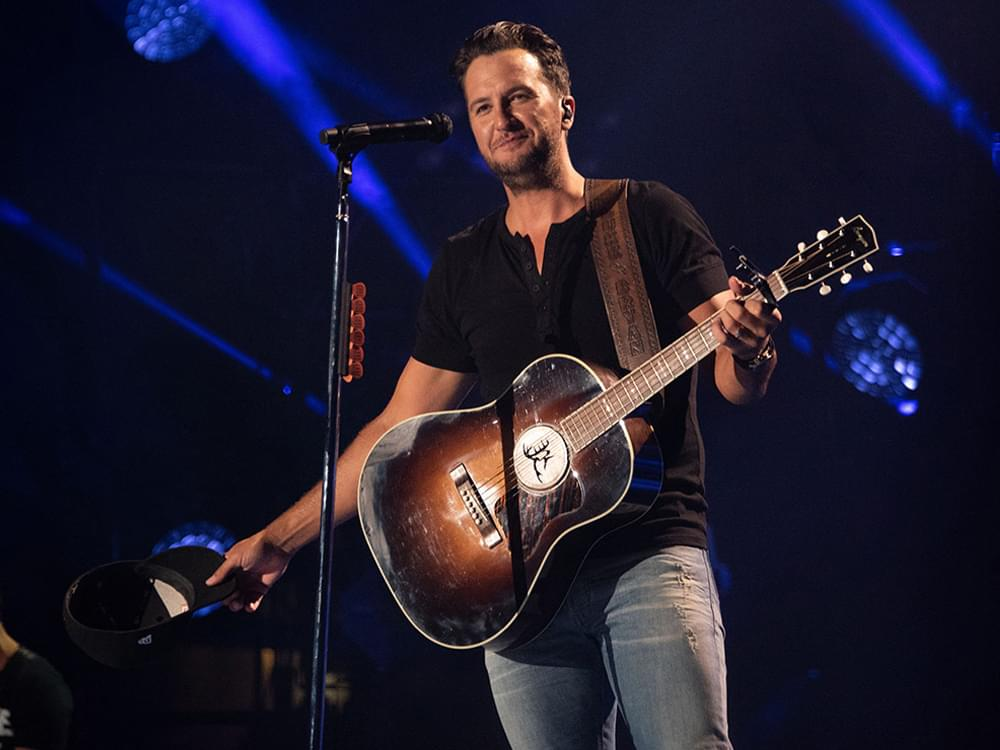Luke Bryan, Jason Aldean, Michael Ray & More Send Thoughts and Prayers to Hurricane Victims