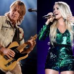 CMA Awards Announce First Round of Performers, Including Keith Urban, Carrie Underwood, Kenny Chesney & More