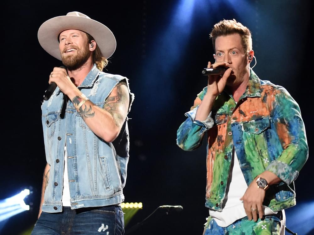 Good Week: Florida Georgia Line Lands 3 Songs in the Top 10, Wins CMT Award, Earns Trailblazer Award & Plays Nissan Stadium
