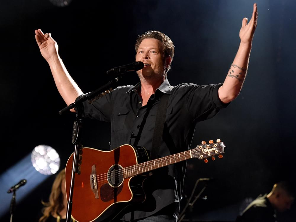 Blake Shelton's Ole Red Gatlinburg to Celebrate Week-Long Grand Opening