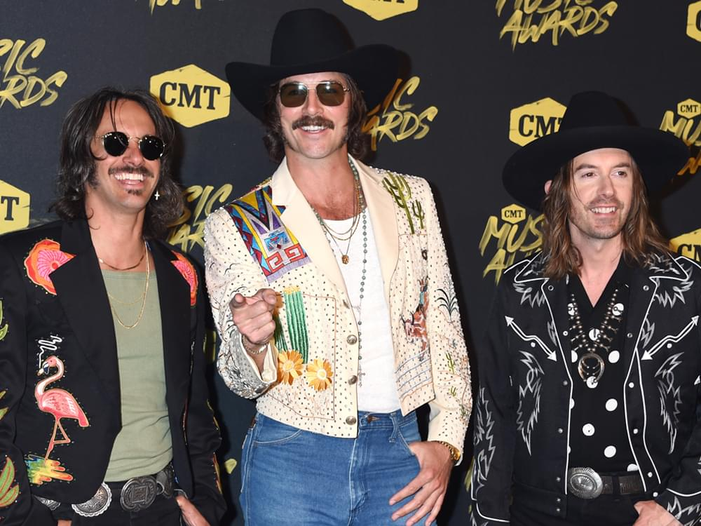 "Midland Announces ""Electric Rodeo Tour"""