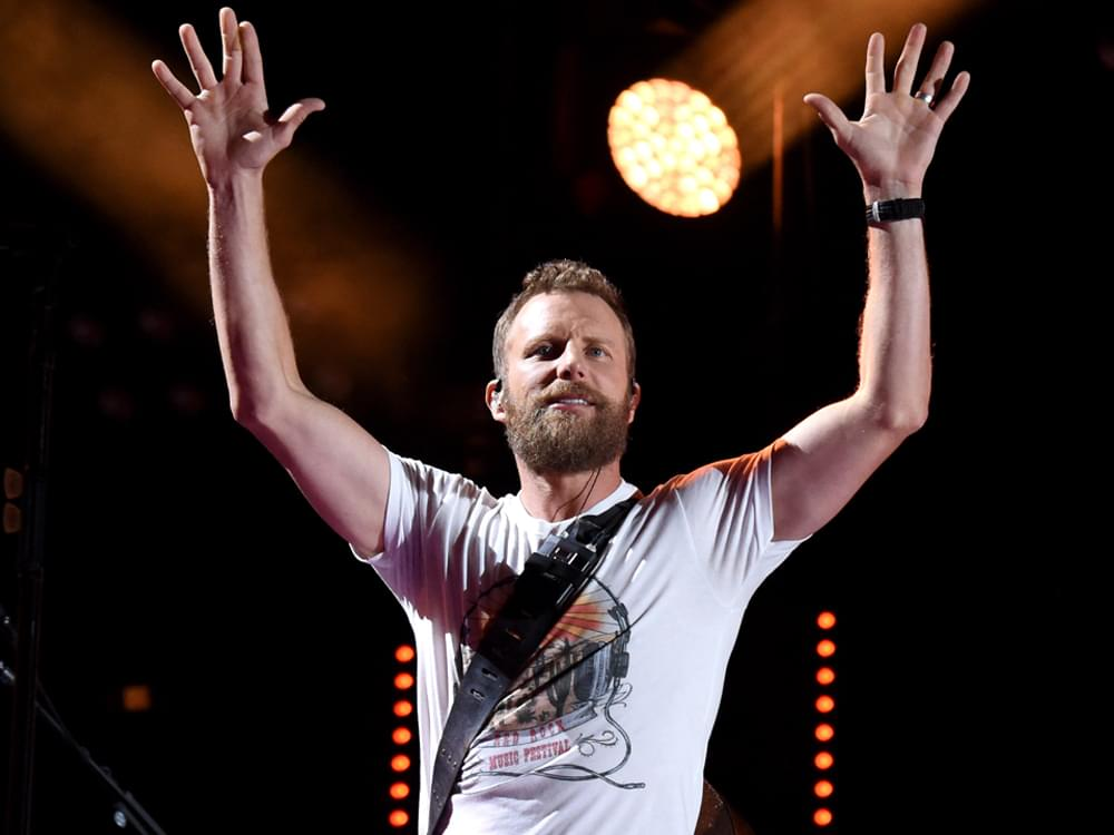 "dierks bentley extends ""burning man tour"" with more than 30 summer"