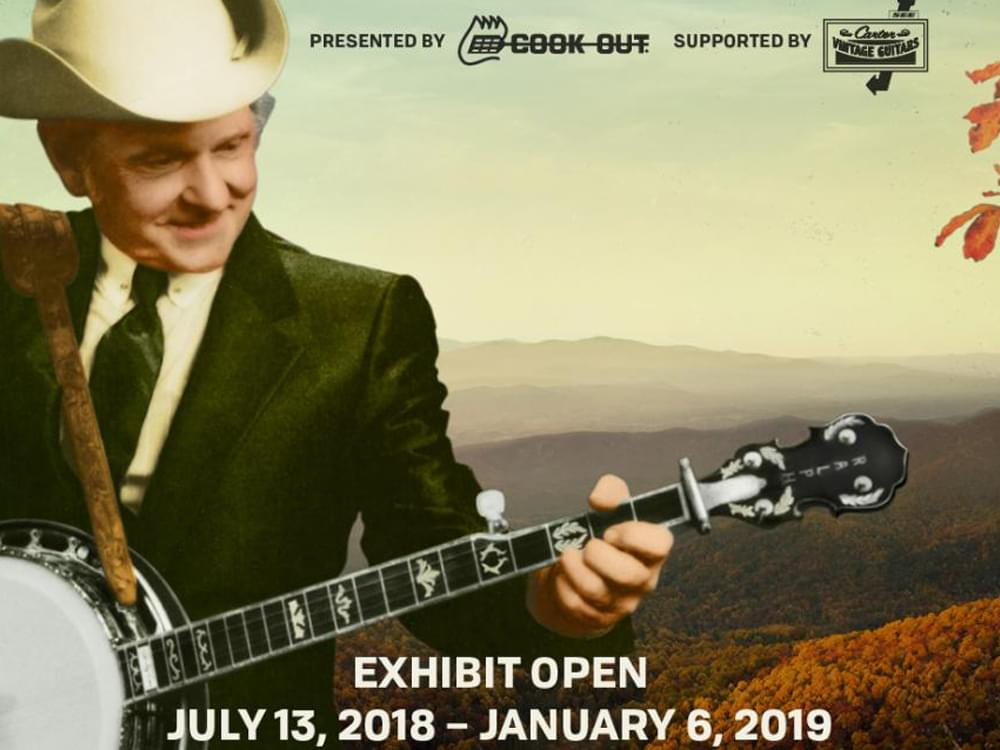 Country Music Hall of Fame Reveals Details for Upcoming Exhibit That Honors Ralph Stanley