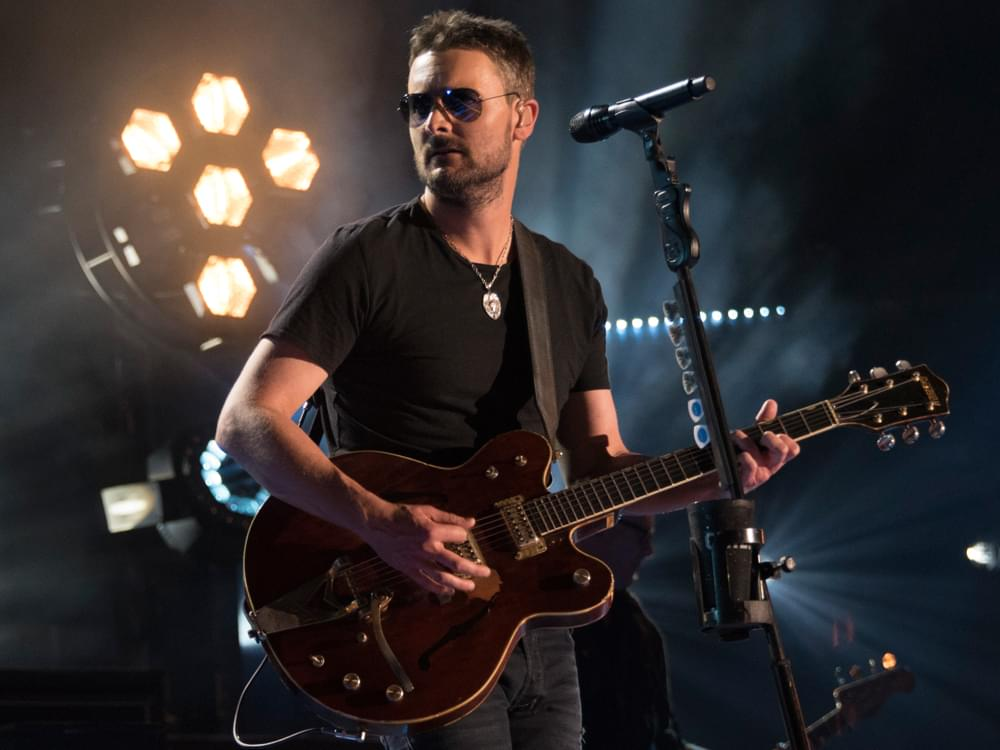 "Listen to Eric Church Dispense Some Fatherly Advice in New Single, ""Some of It"""