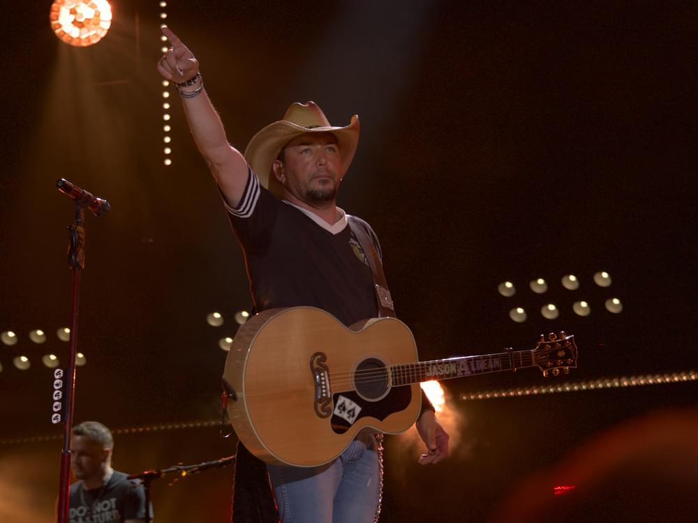 "Watch Jason Aldean's ""Breaking Big"" PBS Profile: ""Life's Short, Don't Live in Fear"""