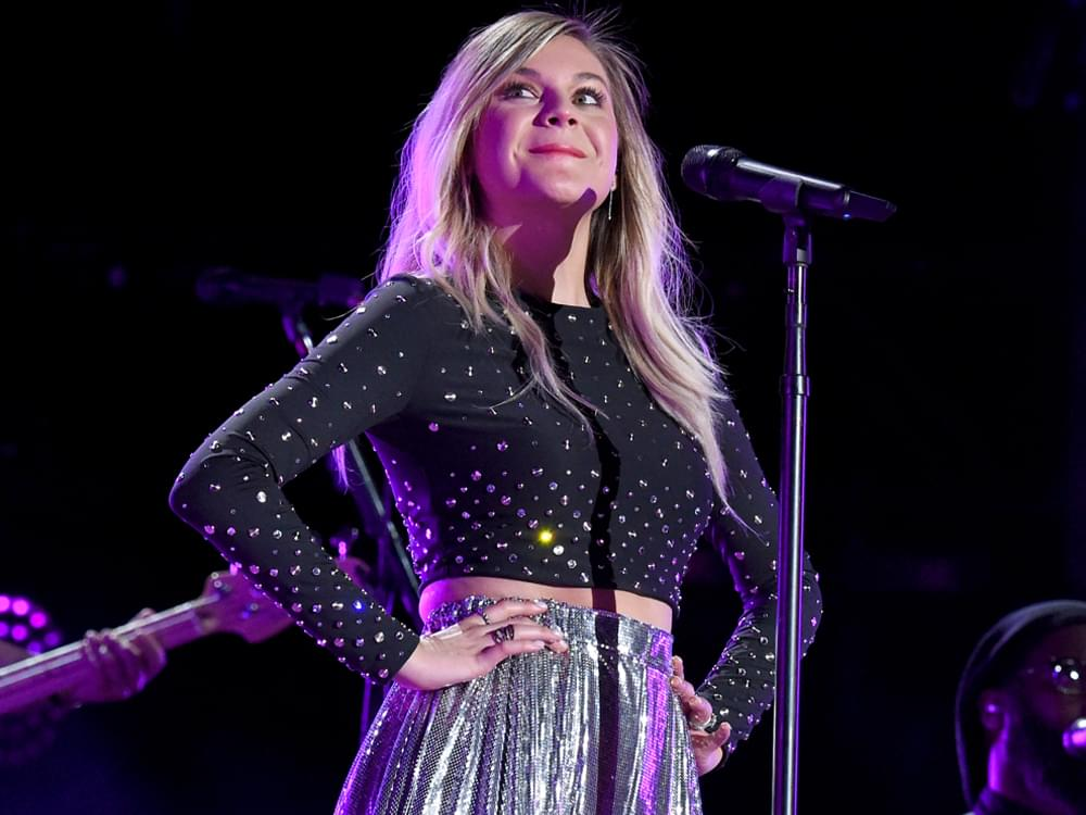 "LISTEN: Kelsea Ballerini Teams With The Chainsmokers for ""This Feeling"""