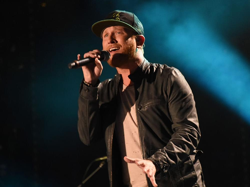 "Cole Swindell Announces Six-Date ""All of It Tour"""