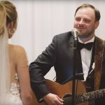 """Josh Abbott Serenades Wife Taylor With Heartfelt Wedding Song, """"Taylor Made for Me"""""""