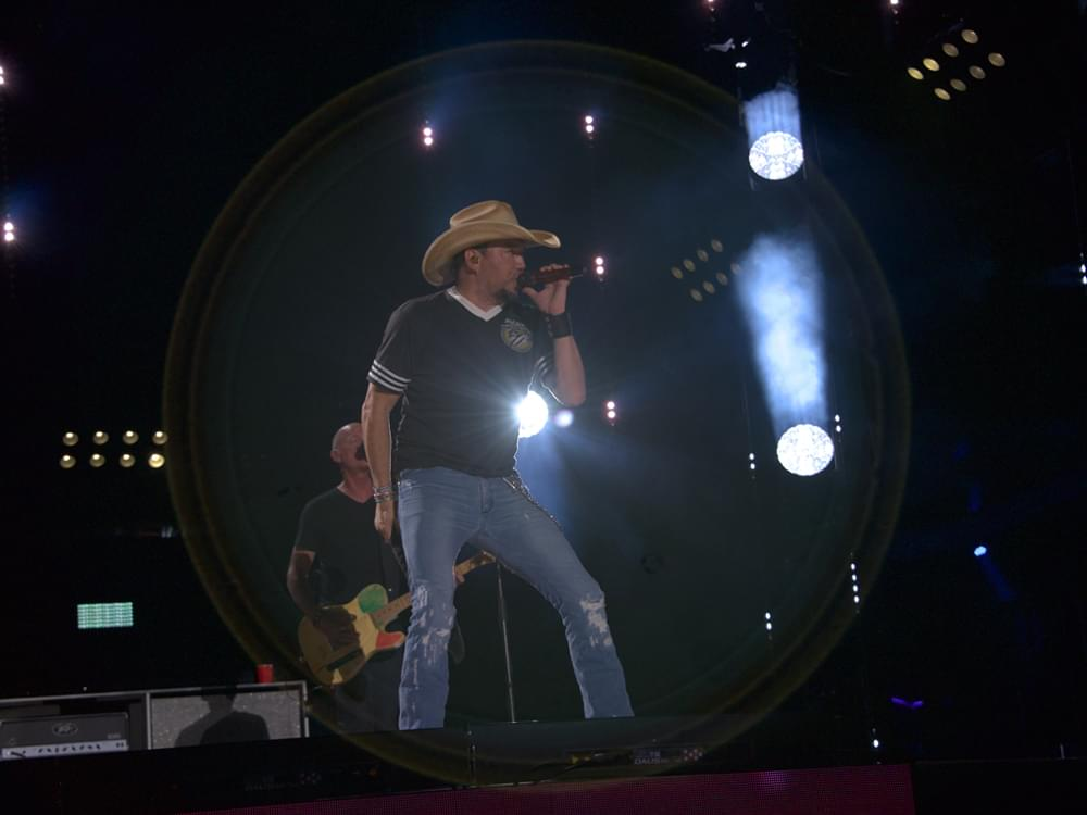 "Jason Aldean Announces 3rd Annual ""Concert for the Kids"" on Sept. 6 to Benefit Hometown Hospital"