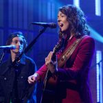 "Watch Brandi Carlile Perform ""The Joke"" With 13-Year-Old Benicio Bryant on ""Late Night"""