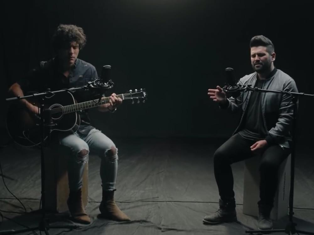 "Watch Dan + Shay Strip It Down With Acoustic ""Tequila"" Video"
