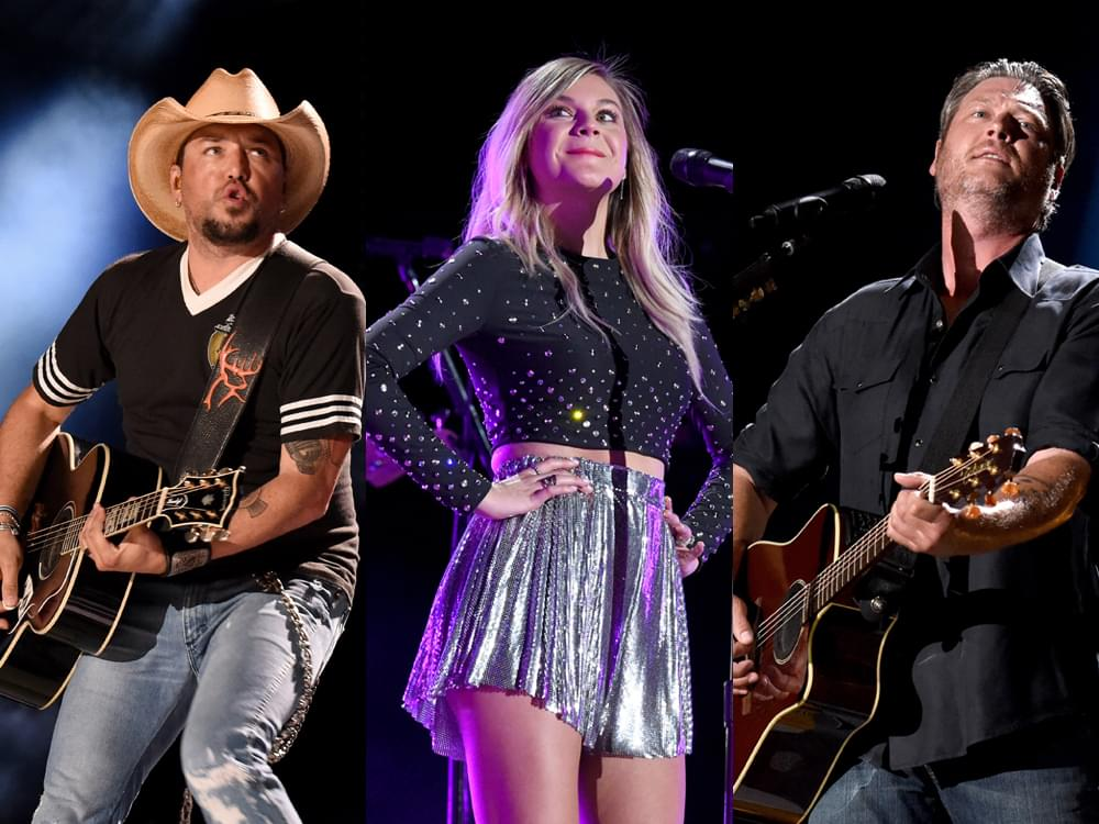 New Year's Eve TV Lineups: Ring in 2019 With Blake Shelton, Maren Morris, Keith Urban, Jason Aldean, Kelsea Ballerini & More